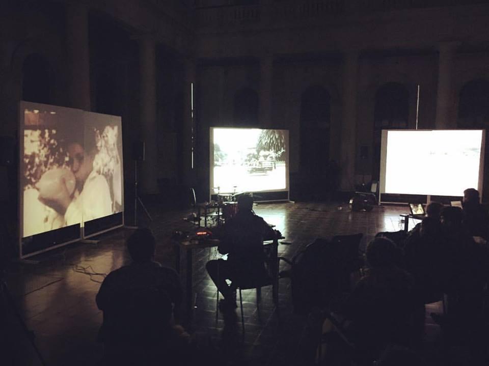 Cine e improvisación musical en los 120 años del Cine Chileno.
